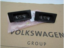 Led Nr Inmatriculare VW Original