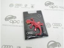 Gecko Audi - Original - Odorizant Auto - Rosu