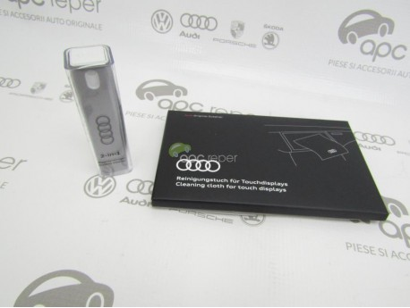 Set laveta + Cleaner Originale Audi