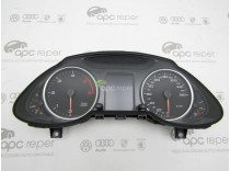 Ceasuri Bord Audi Q5 8R Color ( Distronic)