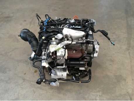 Motor complet - 2,0Tdi - CRB