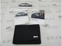 Mapa Audi A6 4G Manual Utilizare in limba germana