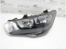 Far stanga halogen Audi A1 8X Original