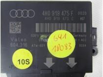 Calculator senzori parcare Audi A7 4G / A8 4H