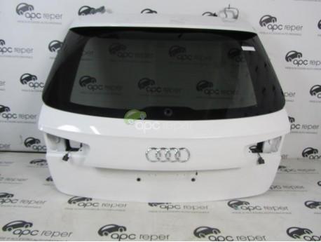 Audi A6 4G Avant Tailgate - black tint window - APC REPER Black Tinted Audi A on honda accord tinted, audi s5 tinted, audi a3 tinted, nissan altima tinted, jeep grand cherokee tinted, audi a4 avant tinted,