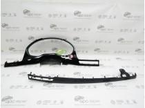 Set Rama / Ornamente Ceasuri Bord Audi A8 4H D4