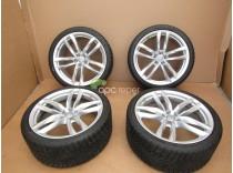 Set Roti Originale iarna Audi RS6 C7 4G /  A8 4H D4  - 285/30/ R21