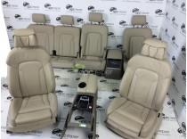 Interior Audi Q7 4L -Exclusive 6 Locuri
