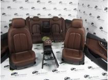 Interior Audi A7 Sportback - Piele Brown